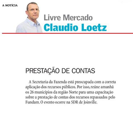 30082014 - AN - Cláudio Loetz