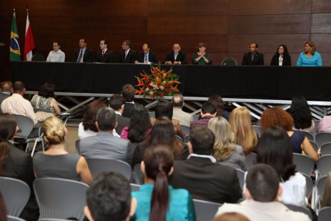 IX Encontro Nacional de Controle Interno em Belém (PA), 2013.