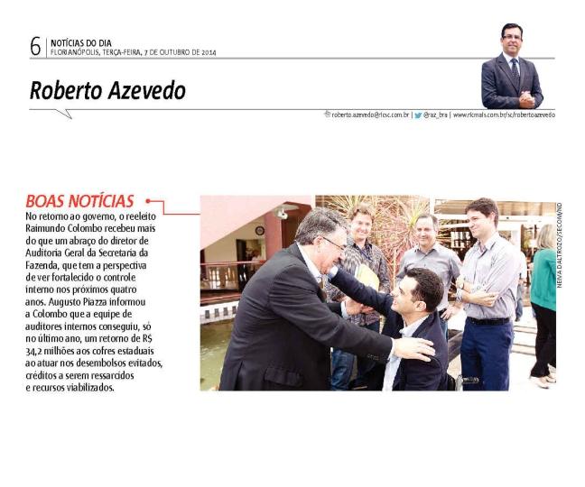 0710 - Roberto Azevedo - DIAG