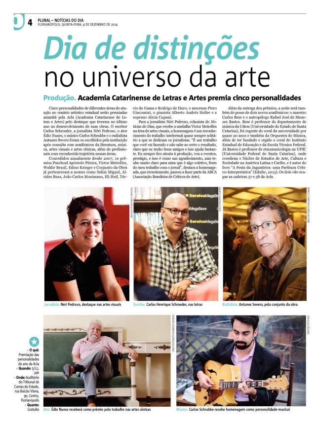 Notícias do Dia - Florianópolis - MavenFlip