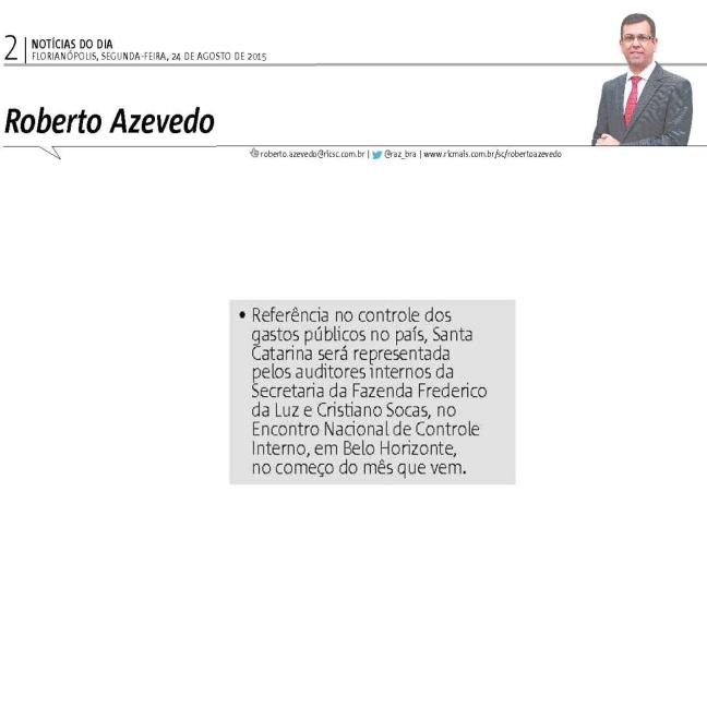 2408 - ND - Roberto Azevedo