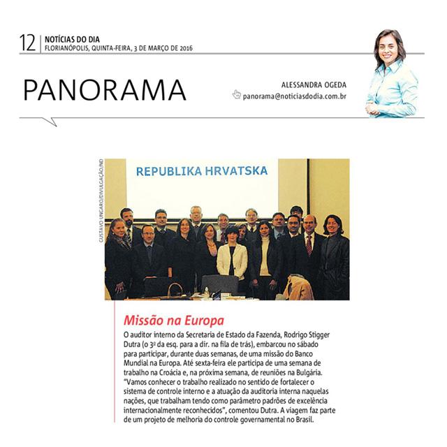 03032016 - ND - Banco Mundial Rodrigo Dutra