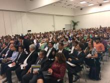Auditório lotado para o início do XIII Encontro Nacional do Controle Interno (Foto: Conaci/Divulgação)